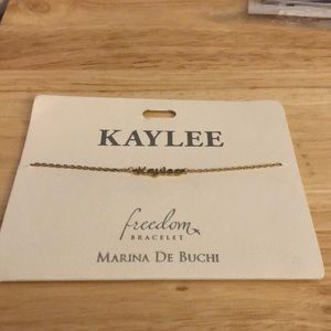 Kaylee Name Bracelet